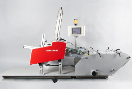 Kraus Feeder Machine - Adpak Machinery Systems