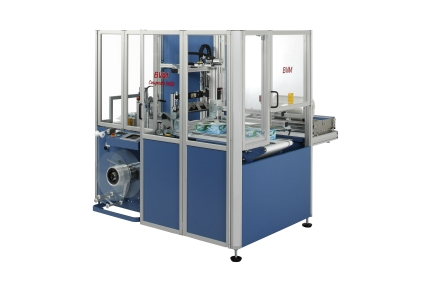 BVM Compacta - Trim Sealing Machine