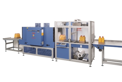 BVM Sleeve Wrapping Machine