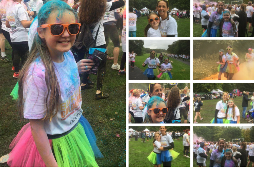 Burnley Colour Dash 2017 - Gallery