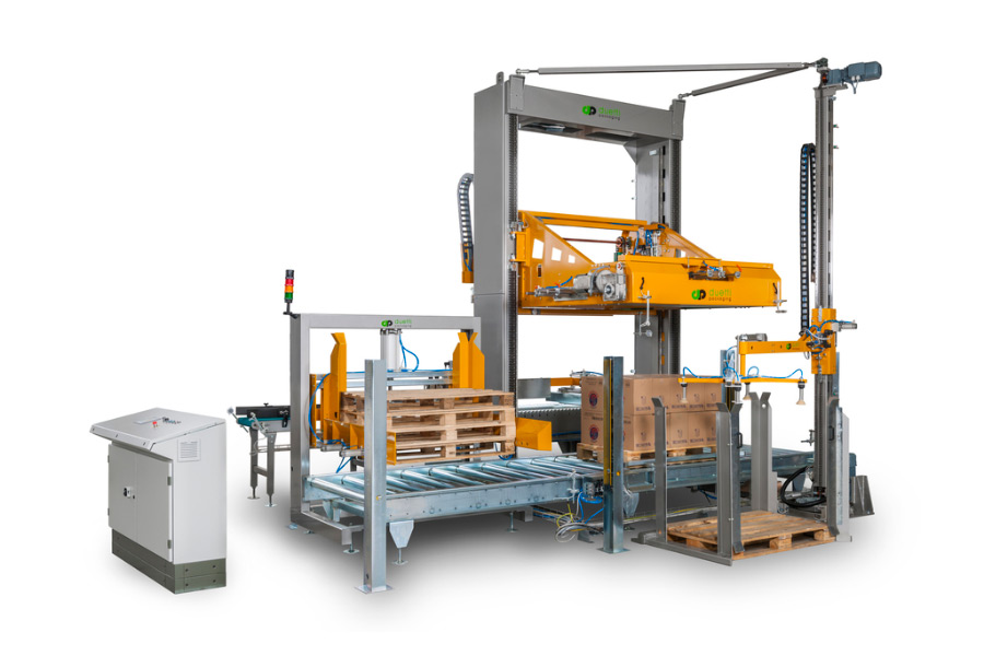 Automated Packaging System - Adpak
