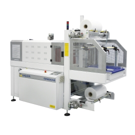 BP800AS Sleeve Wrapping Machine - Inline Automatic