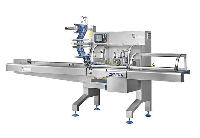 Delfin Carina 2015 Flowrapping machine