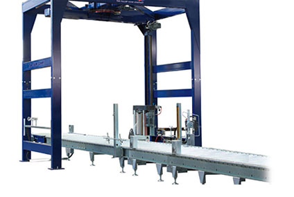 Automated Palletising & Stretch Wrapping Systems