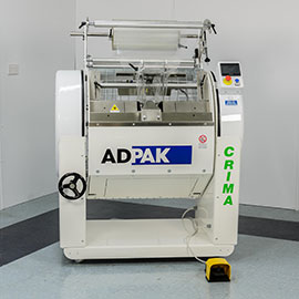 Lorapack Crima Flowrapping Machine