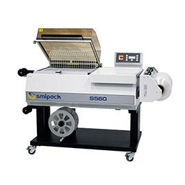Smipack S560 chamber machine - manual