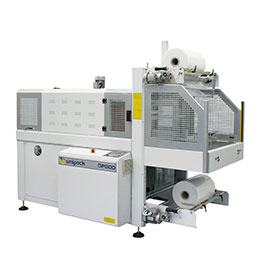 Smipack BP600 sleeve wrapping machine - Semi Automatic