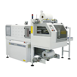 Smipack BP Series Sleeve Wrapping Machines - Sidefeed Automatic