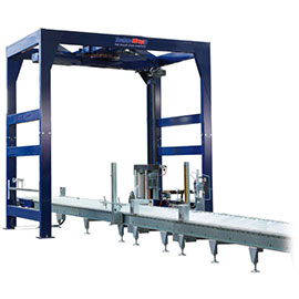 Technowrapper Automated Palletising