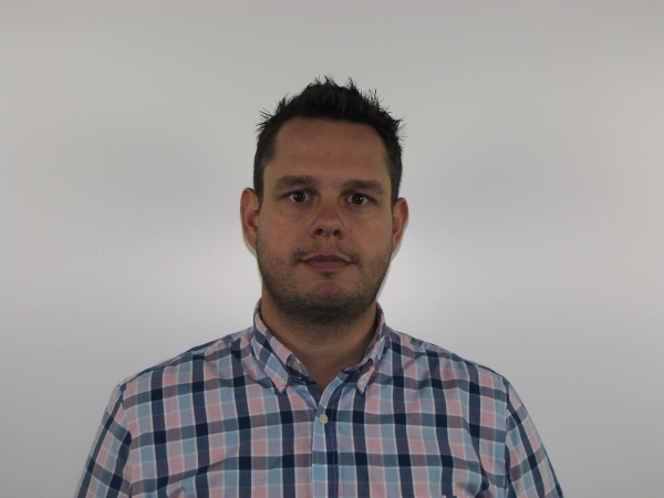 Anthony Farrow, Service & Works Manager - Adpak