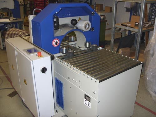BÖHL spiral wrapping machines - Adpak (2)