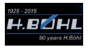H. Bohl logo