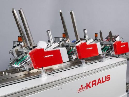 Kraus Feeder Machine 1 - Adpak Machinery Systems