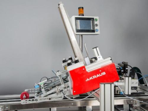 Kraus Feeder Machine 2 - Adpak Machinery Systems