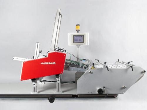 Kraus Feeder Machine 3 - Adpak Machinery Systems
