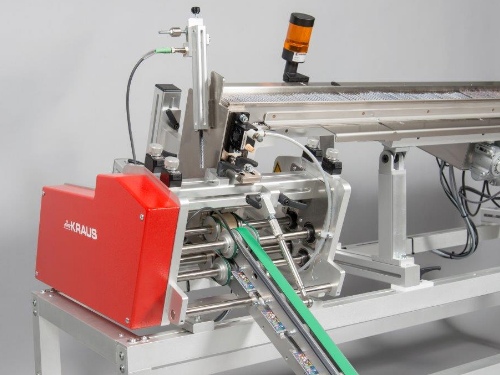 Kraus Feeder Machine 4 - Adpak Machinery Systems