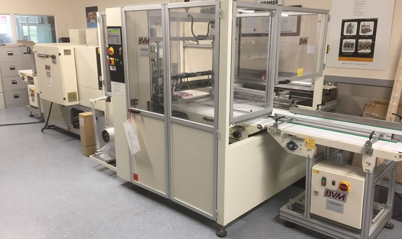 BVM Compacta at Steller Packing Ltd