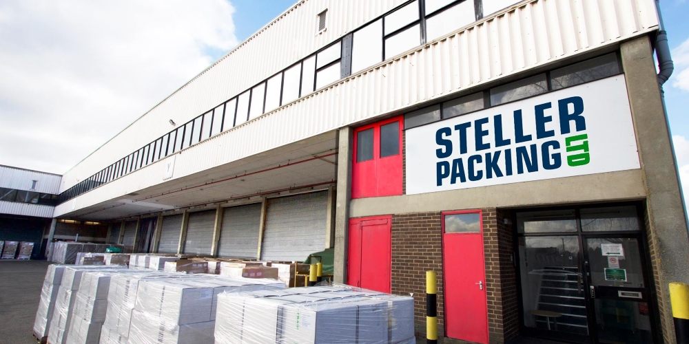 Steller Packing, Kent
