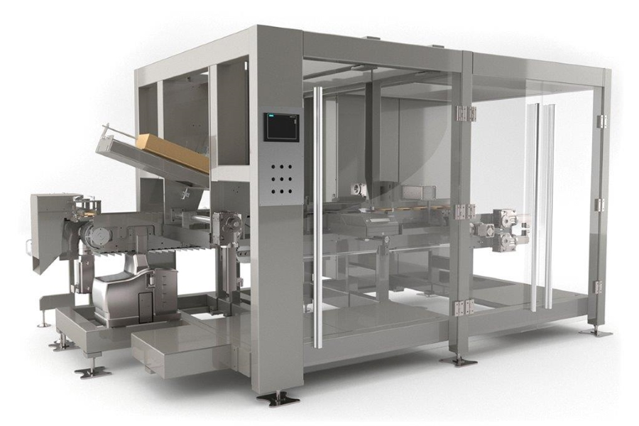 Automatic Cartoning Machines & Carton Formers