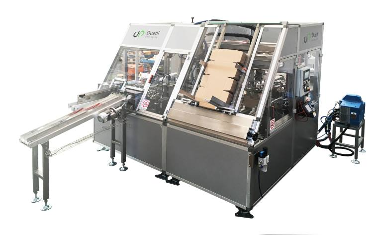 Automatic carton closers