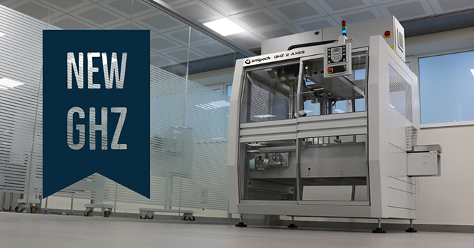Smipack launches the new GHZ infeed conveyor